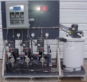 Boiler Chemical Mix and Feed Systems